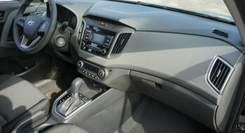 Creta, I Рестайлинг, 2.0л 6AT 2WD, Comfort